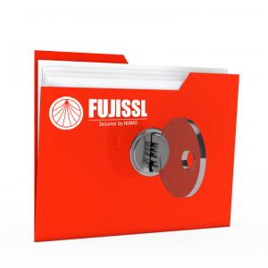 FujiSSLサーバ証明書お申込み手順 – ファイル認証